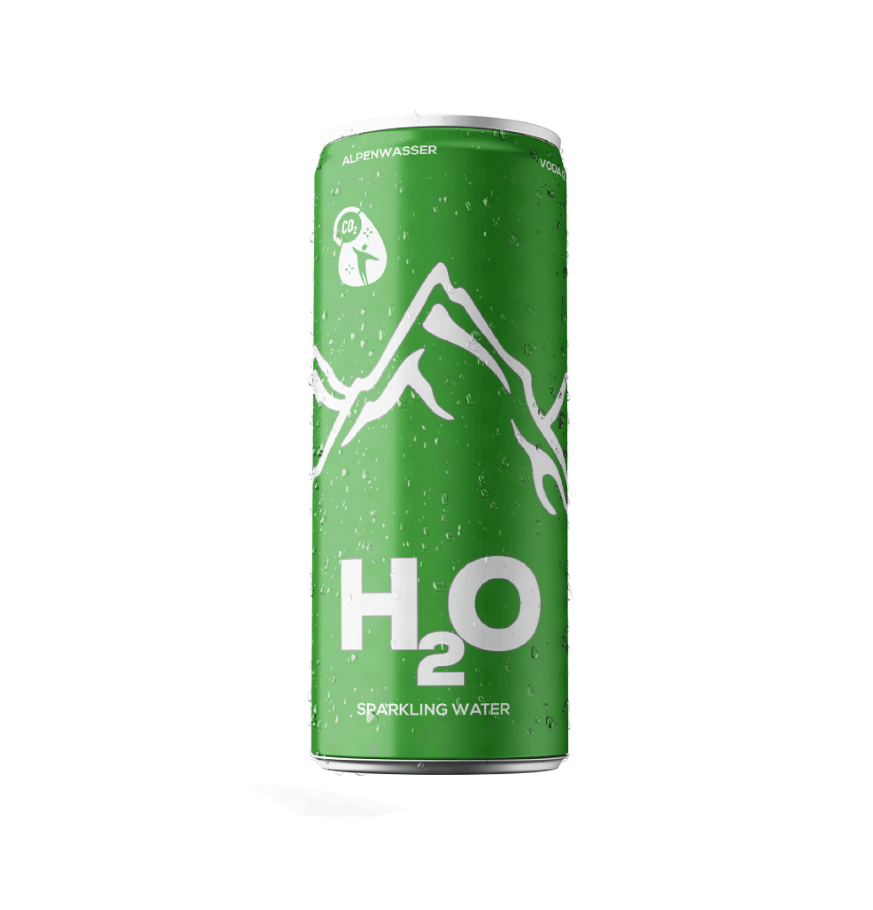 H2O – WATER FROM THE ALPS